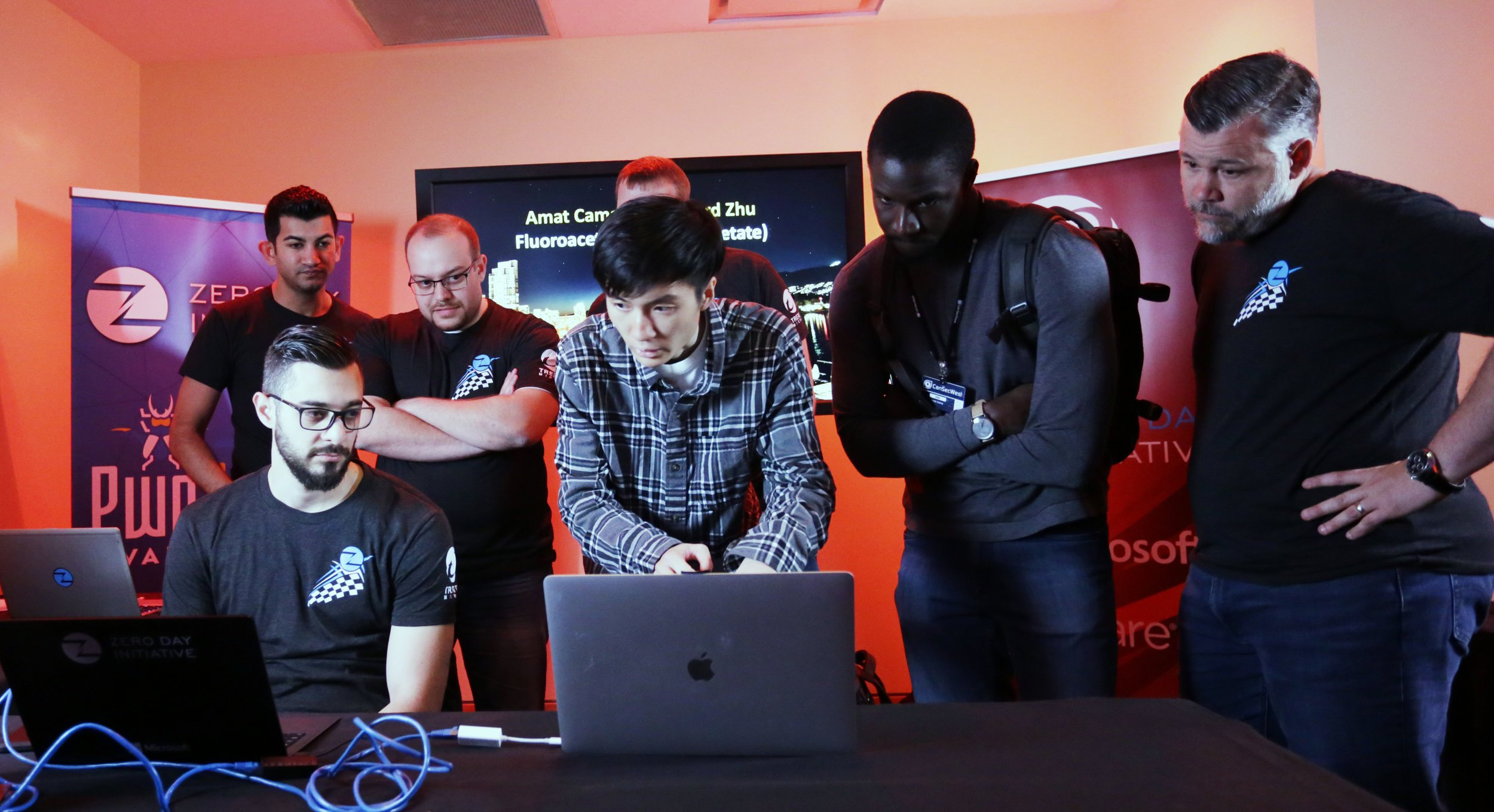 Team Fluoroacetate demonstrates a Firefox 0day at Pwn2Own 2019