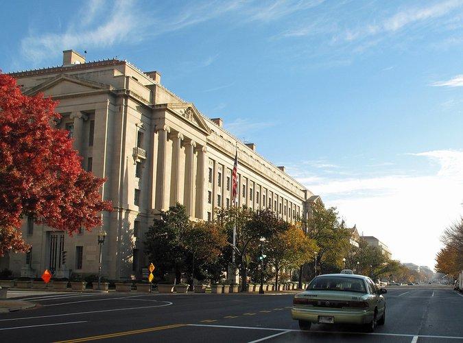 Department of Justice headquarters