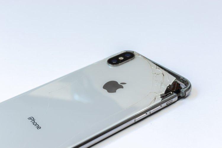 Another broken smartphone