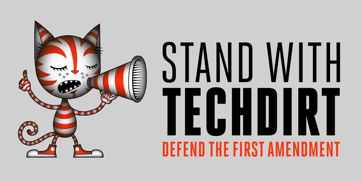 Stand with Techdirt